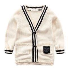 DEARIE - Kids Striped Cardigan
