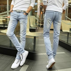 Kaleido - Slim-Fit Jeans