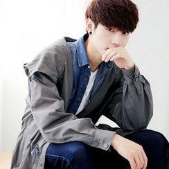 Zeesebon - Hooded Jacket