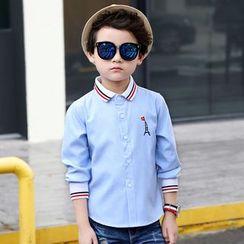 Pegasus - Kids Striped Shirt