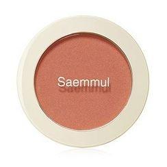 The Saem - Saemmul Single Blusher (#OR01 Mandarine Kiss)