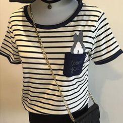 YOSH - Striped T-Shirt