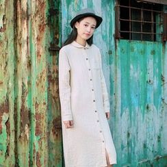 tete - Long-Sleeve Shirtdress