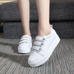 Hannah - Velcro Sneakers