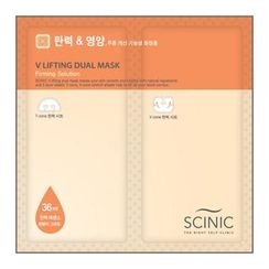 Scinic - V lifting Dual Mask (Firming Solution)