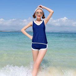 Hokit - Set: Tank Top + Bikini