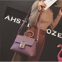 Aishang - Round Handle Shoulder Bag