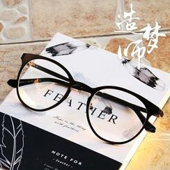 Reveries - 金属圆形平光眼镜