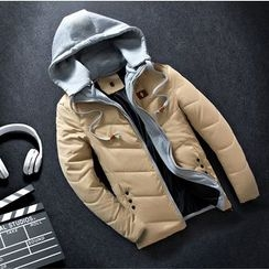 Cipher - Hooded Padded Jacket