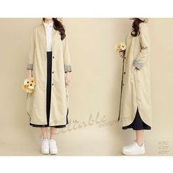 Yammi - Long Trench Coat