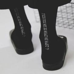Streetstar - Letter Socks