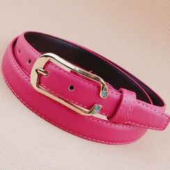 Goldenrod - Skinny Belt
