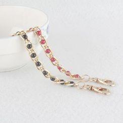 Goldenrod - Faux Pearl Waist Chain
