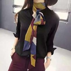 兰芝 - 印花围巾