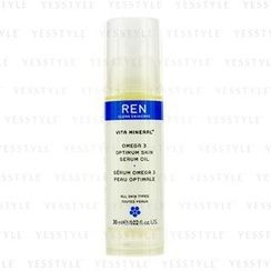 Ren - Vita Mineral Omega 3 Optimum Skin Serum Oil (For Dry, Sensitive and Mature Skin)