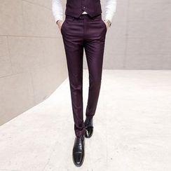 Besto - Slim Fit Dress Pants