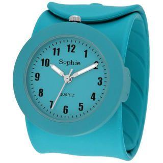 Collezio - Silicone slap Strap Watch
