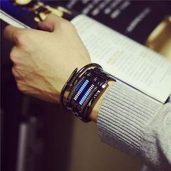 Mansfield - Digital Bracelet Watch