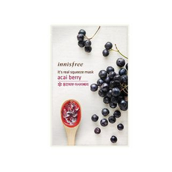 Innisfree - It's Real Squeeze Mask - Acai Berry