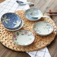 川岛屋 - 印花餐碟