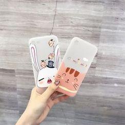 Casei Colour - Cartoon Phone Case - Apple iPhone 6 / 6 Plus / 7 / 7 Plus