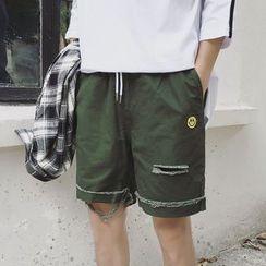 Soulcity - Smiley Shorts
