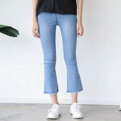 Sens Collection - Boot-cut Denim Jeans