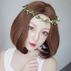 Princess Pea - Short Full Wig - Bob