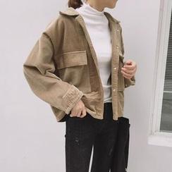 Tiny Times - Button Corduroy Jacket