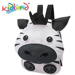 Kidland - Kids Zebra Little Backpack