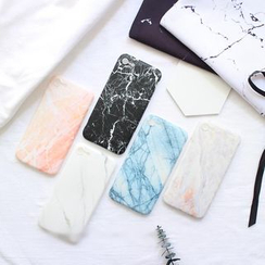 Hachi - Marble Phone Case - Apple iPhone 6 / 6 Plus / 7 / 7 Plus