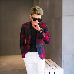 Manne - 格紋西裝外套