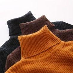 布丁坊 - 高领毛衣