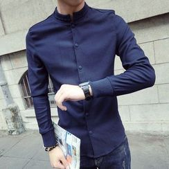 JORZ - 纯色衬衫