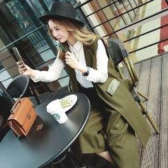 Romantica - 套装: 长马甲 + 七分裤
