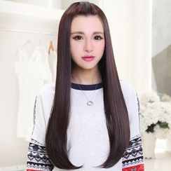 LUMAN - Long Half Wig - Straight