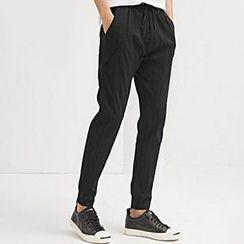 HEIZE - Drawstring Jogger Pants