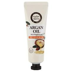 HAPPY BATH - Argan Oil Rich Hand Cream 50ml