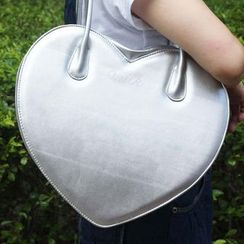 Kikolulu - Heart Shaped Handbag