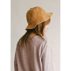 GOROKE - Cotton Corduroy Bucket Hat