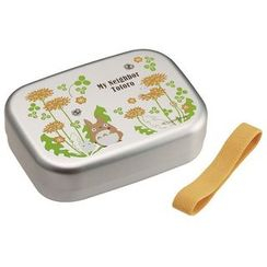 Skater - My Neighbor Totoro Aluminium Lunch Box 370ml (Dandelion)