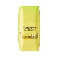 The Saem - Fruits Punch Banana Hand Cream 50ml