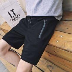 Soulcity - Drawstring Shorts