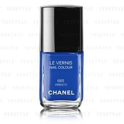 Chanel - Le Vernis Nail Colour (#665 Vibrato)