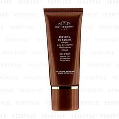 Esthederm - Sun Sheen Self-Tanning Face Cream (Intense, Instant Tan)