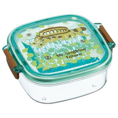 Skater - My Neighbor Totoro Clear Tight Lunch Box