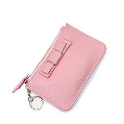 SUOAI - Bow Zip Coin Purse