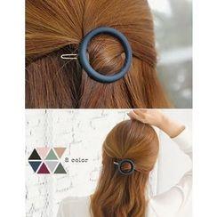 soo n soo - Colored Hoop Hair Pin