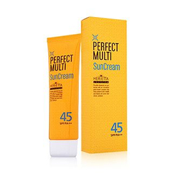 Kwailnara - Herietta Perfect Multi Sun Cream SPF 45 PA++
