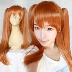 Ghost Cos Wigs - Cosplay Wig - Neon Genesis Evangelion Soryu Asuka Langley